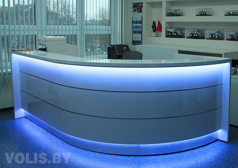 офис Белаз дизайн