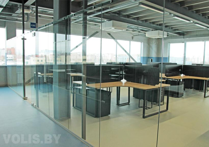 проект офиса IBA Минск